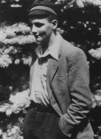 Kubík Miroslav - after return from Dachau