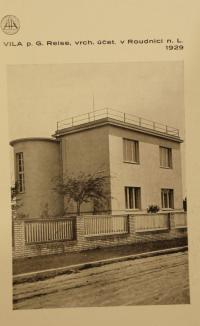 Villa Reise -  Hádl a Hájek building company - Roudnice n./L.
