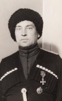 Father, Viktor V. Karpuškin
