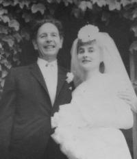 Nina Ingris and Eduard Ingris