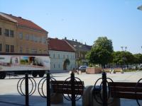 Masarykovo náměstí v Hodoníně - dnešní podoba