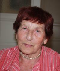 Markéta Pacovská in 2009