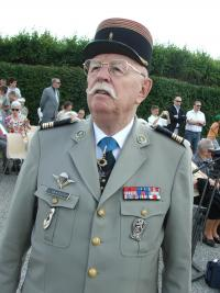 Valérien Ignatovich in Darney, France - June 2008