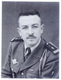 Valérien Ignatovich in the 1950s
