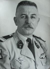 Valérien Ignatovich in the 1970s