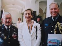 Gablech při prezentaci své knihy v Bratislavě v roce 2005