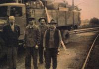 Back in motherland 1948