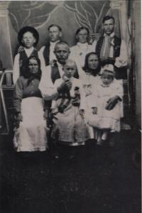 Family Martaks and Pistors