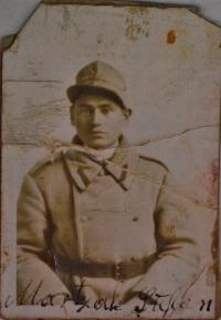 Štefan Marťák 1941