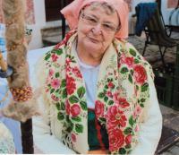folk costume of Skejus