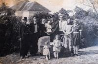 family of Martaks 1954