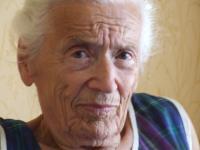 Eva Roubičkova roz. Mändel v roce 2009