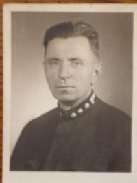 Karel Košvanec nejspíše před válkou