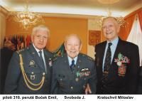Boček, Svoboda, Kratochvíl in 2009
