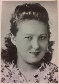 Schoolmate Sylva Rajtrová