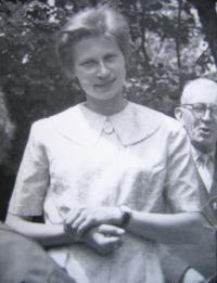 Z. Schubertová in 1976