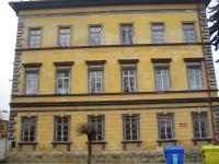 Barracks of the government troops in Jičín (current condition) I.