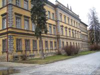 Barracks of the government troops in Jičín (current condition) II.