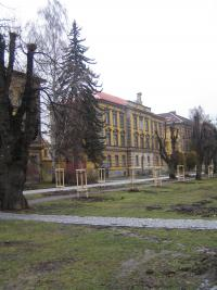 Barracks of the government troops in Jičín (current condition) III.