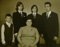 family of V.K.
