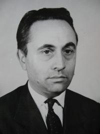 Felix Kolmer, cca 1970