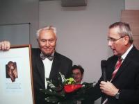 Převzetí čestného uznání za českou standartizaci, 18. 12. 2006