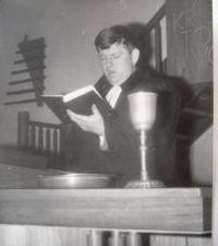 Pavel Hlaváč - Proseč in 1972