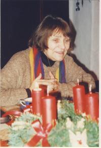 Dana Němcová 2002