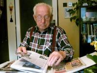 Jan Janků at home