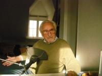 Ivo Feierabend během natáčení v roce 2009