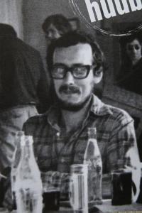 Edvard Schiffauer in mid-1960s