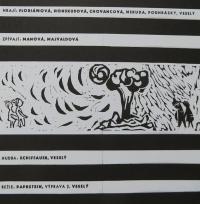 """""""Rain Gutter Theatre"""" (Divadélko pod okapem) - Programme of verses, songs and ballads"""