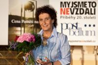 V roce 2010 se Věra Roubalová stala držitelkou Ceny Paměti národa