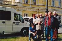 Meeting of prisoners from Šumperk (2008)