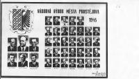 national committee Prostějov 1945