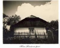 Native house in Benešova Hora