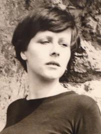 Kateřina Dejmalová - mládí 2