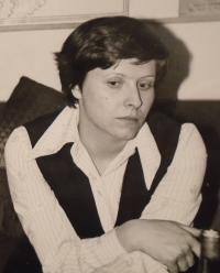 Kateřina Dejmalová - mládí 3