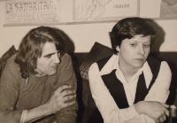 Kateřina Dejmalová s manželem Ivanem
