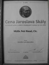 CEna Jaroslava Skály