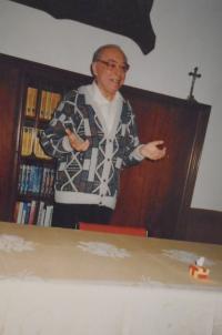 09 - rectory Žirovnice - spiritual renewal - 1999