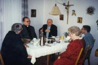 M. Fiala in Zurich in 2005 - quiet spokesman of bischop conference