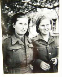Vanda and Věra Biněvska