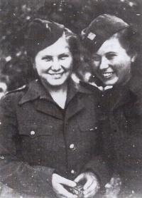 Vera Binevska and Vanda Binevska