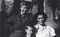Buzuluk, Kazimir, Ruzena, Vanda Binevsky
