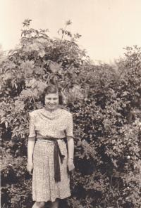 Brigita in 1948