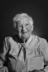 Dora Pešková in 2013