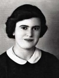 Dora Pešková in 1941