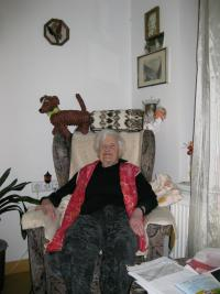 Dora Pešková in 2010