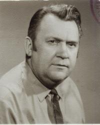 Jaroslav Vrtálek in the 1970s